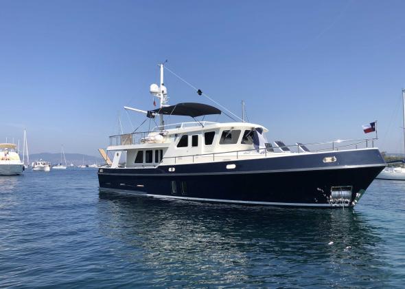 Trawler PRIVATEER YACHT TRAWLER 50