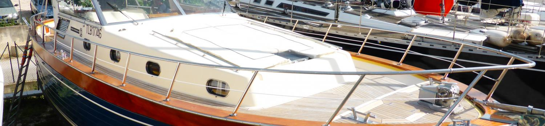 Rachat bateau