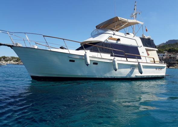 Trawler ISLAND GYPSY 40