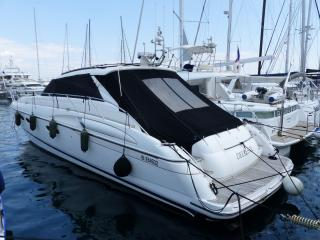 Cabin Cruiser PRINCESS V58