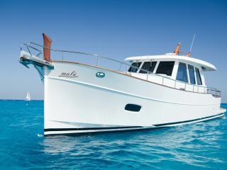Trawler SASGA MENORQUIN 42