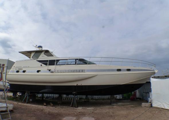 Cabin Cruiser BAGLIETTO ISCHIA 80
