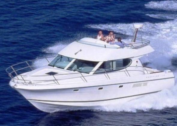 Cabin Cruiser JEANNEAU Prestige 32