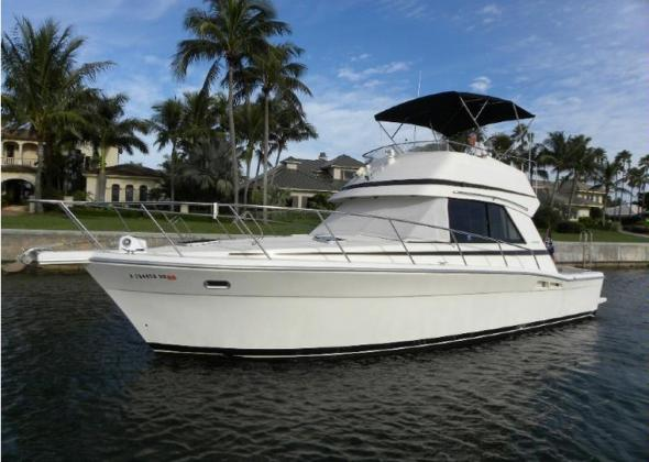 Fishing RIVIERA 36 CONVERTIBLE