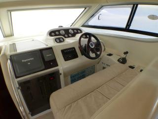 Flybridge CRANCHI ATLANTIQUE 40