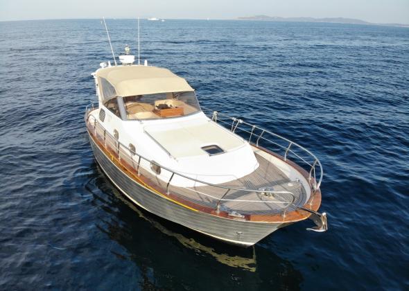 Cabin Cruiser MIMI LIBECCIO 31