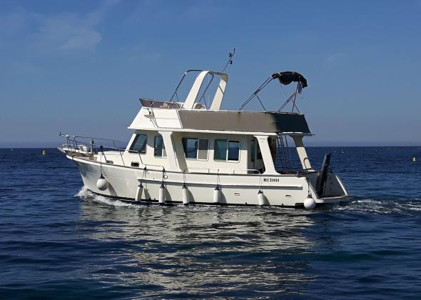 Trawler ESCAPADE 36'EUROPA
