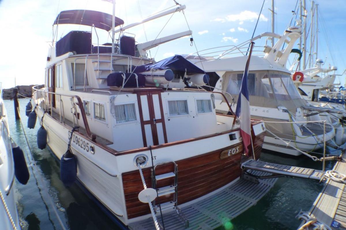 Trawler GRAND BANKS 46 Classic