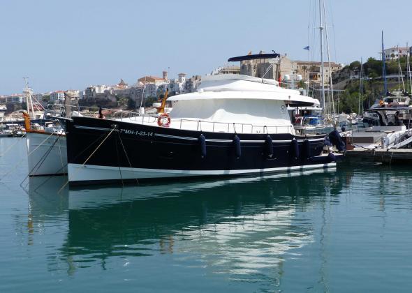 Cabin Cruiser SASGA MENORQUIN 54 FB - VENDU