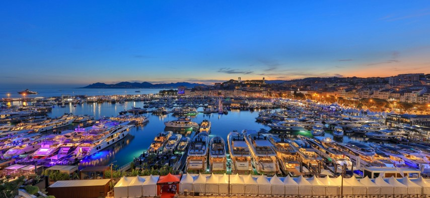 Nocturne Cannes Yachting Festival